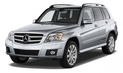 2011 Mercedes-Benz GLK Class Photos