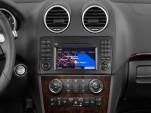 2011 Mercedes-Benz M Class 4MATIC 4-door 6.3L AMG Instrument Panel
