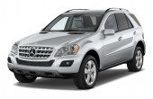 2011 Mercedes-Benz M Class Photos