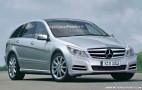 Rendered: 2011 Mercedes-Benz R-Class Facelift