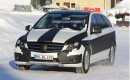 2011 Mercedes-Benz R-Class facelift spy shots
