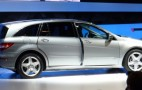 2010 New York Auto Show: 2011 Mercedes-Benz R-Class Live Gallery
