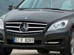 2011 Mercedes-Benz R-Class rendering