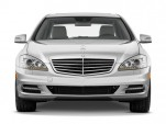 2011 Mercedes-Benz S Class 4-door Sedan 5.5L V8 RWD Front Exterior View