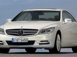 2011 Mercedes-Benz S-Class Coupe rendering