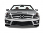 2011 Mercedes-Benz SL Class 2-door Roadster 6.0L AMG Front Exterior View