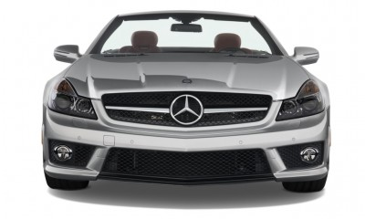 2011 Mercedes-Benz SL Class Photos