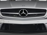 2011 Mercedes-Benz SL Class 2-door Roadster 6.0L AMG Grille