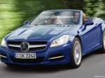 2011 Mercedes-Benz SLK On the Way