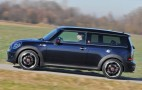 Clubman-Based MINI Cargo Bound For Geneva Motor Show: Report
