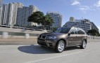 2012 BMW X5: Recall Alert