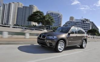 2012 BMW X5: Recall Alert