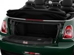 2011 MINI Cooper Convertible 2-door Trunk