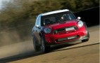 MINI WRC Hits Up Rallye Monte Carlo Alongside Classic Mini Rally Car