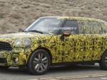 2011 Mini Crossover spy shots