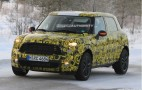 Spy Shots: 2011 MINI Crossover