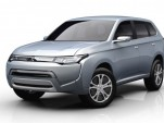 2011 Mitsubishi Concept PX-MiEV II