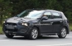 Spy Shots: 2011 Mitsubishi CX Crossover