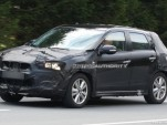 2011 Mitsubishi CX Crossover spy shots