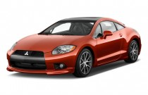 2011 Mitsubishi Eclipse 3dr Coupe Auto GS Sport Angular Front Exterior View