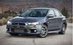 2011 Mitsubishi Lancer Evolution / Ralliart