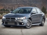 2011 Mitsubishi Lancer Ralliart And Evolution