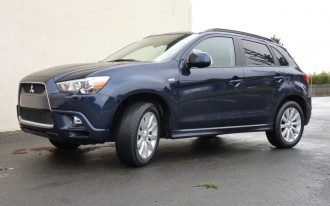 2011 Mitsubishi Outlander Sport Recalled