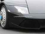2011 next generation lamborghini murcielago spy shots oct 010