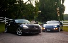 2011 Nissan 370Z vs. 1990 Nissan 300ZX: Past Meets Present