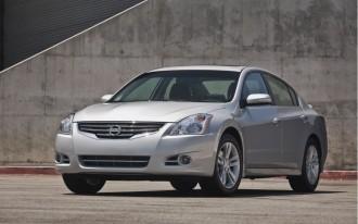 2011-2012 Nissan Altima: Recall Alert