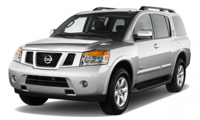 2011 Nissan Armada Photos