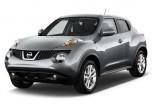 2011 Nissan Juke AWD 5dr Wagon I4 CVT SV Angular Front Exterior View