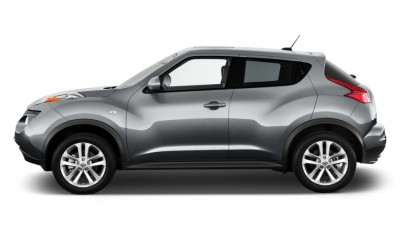 2011 Nissan Juke Photos