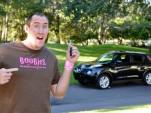 Jason Sadler hawking the Nissan Juke