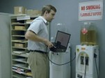 "2011 Nissan Leaf Ad pokes Fun at ""Gas-powered"" Volt"