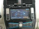 2011 Nissan Leaf Energy Display