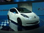Nissan Gives 2012 Leaf Sporty Makeover, Announces 2012 Leaf Nismo