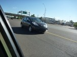 2011 Nissan Leaf spied -- via Nissan-LEAF.net