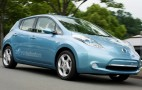 Nissan Leaf Takes Out 2011 European COTY Awards