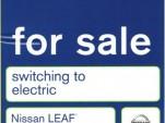 2011 Nissan Leaf stickers