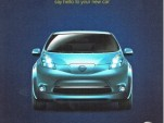 2011 Nissan Leaf stickers
