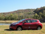 2012 Nissan Leaf: Heated Seats, Wheel & Battery As Standard