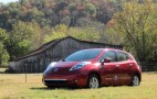2011 Nissan Leaf Electric Car: First Drive Review