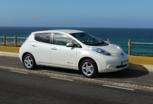 Earthquake To Delay U.S. Assembly of Nissan Leaf Electric Cars?