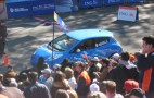 2011 Nissan Leaf Electric Car Named Car of the Year in Europe