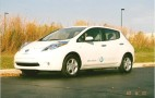 Nissan Goes Solar With Electric Car Charging Station at TN HQ