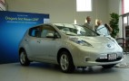 Nissan Sticks To 100 Miles Per Charge