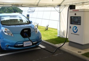 BREAKING: Nissan Leaf To Get Faster Charger 'In a Year Or So'