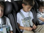 Parents Who Don't Wear Seatbelts Don't Buckle Up Their Kids, Either