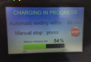 Quick-Charging Your Electric Car? It Could Be Less Full Than You Think